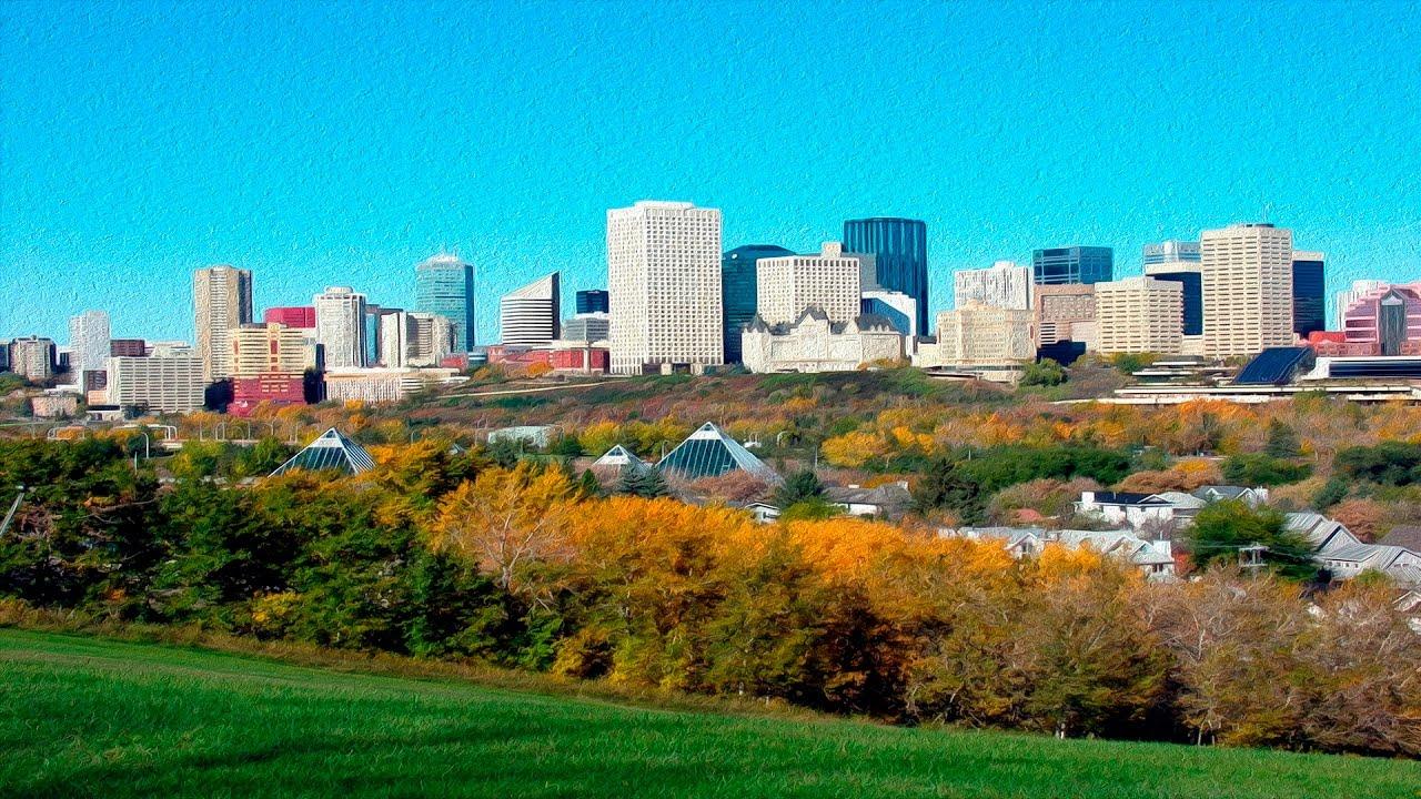 Edmonton Alberta Canada A Travel Tour Hd 1080p Unique Vancouver Tours